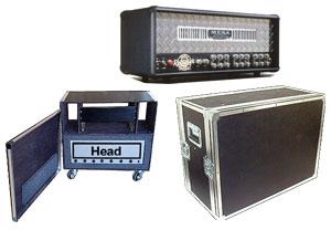 rack head combo cases